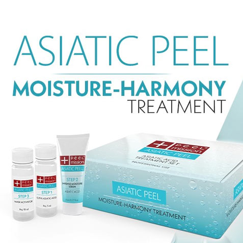 asiatic peel